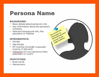 best business blog for this persona is different than for another