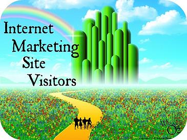 internet marketing site visitors