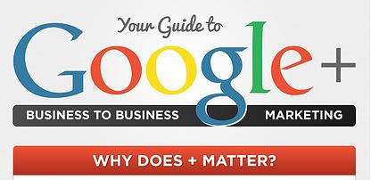 Google plus inbound marketing