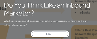 inbound marketing quiz