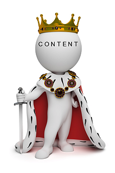 internet strategy content is king