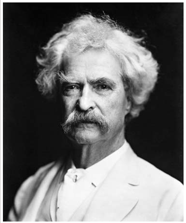 Mark Twain, inbound marketing tip, inbound marketing agency, Petaluma CA