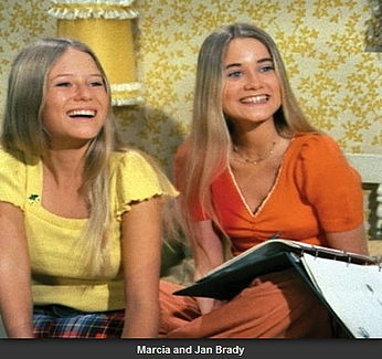 Digital marketing objectives prove email has points in common with Marcia and Jan of the Brady bunch.